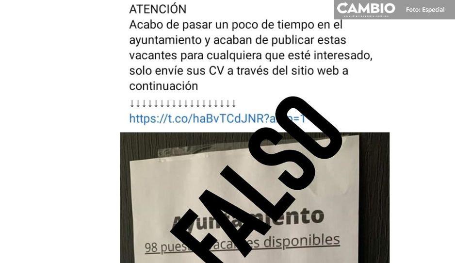 ¡Alerta! Empresa en Atlixco estafa con supuestas vacantes de trabajo en Canadá
