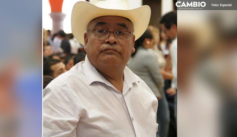 Nacho Salvador, el edil prófugo de Ajalpan otra vez dará su informe de manera virtual