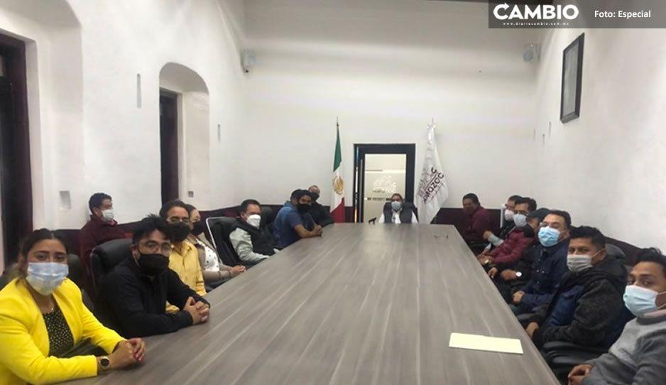 Trabajo en equipo y coordinado en beneficio de ciudadanos: asegura Mario de la Rosa