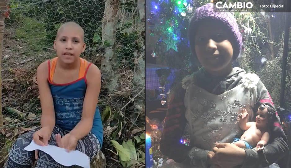 VIDEO: Ayuda a la pequeña Ivanna, necesita 33 mil pesos para su tratamiento contra el cáncer