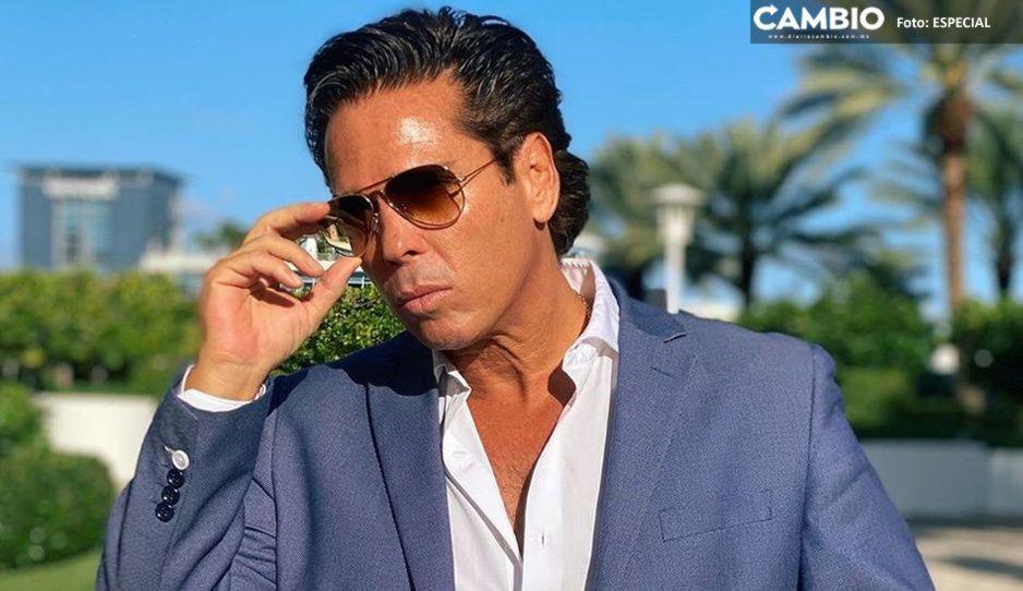 Palazuelos revela que vivía junto al 'Señor de los Cielos' en Acapulco
