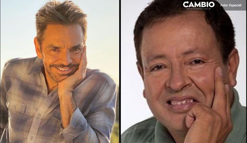 Eugenio Derbez lanza emotivo mensaje de despedida ante la muerte de Sammy Pérez (VIDEO)