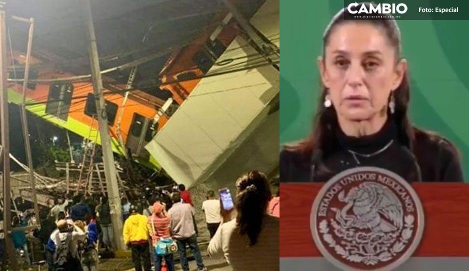 Van 79 personas lesionadas, 23 muertos y 4 atrapados en el desplome del metro: Sheinbaum (VIDEO)