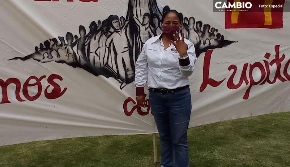 Se compromete Lupita Daniel dotar de infraestructura y espacios deportivos en Cuautlancingo