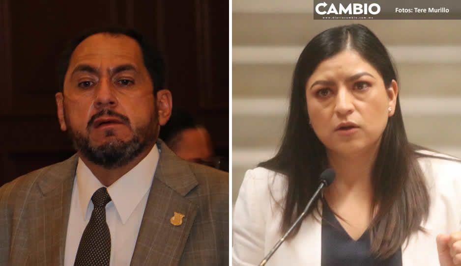 Guevara empieza a despedir a Claudia Rivera: será recordada por ineficiente e improvisada (VIDEO)