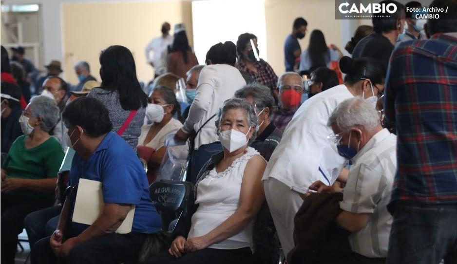 Abuelitos de San Andrés aseguran sentirse seguros tras recibir la segunda dosis de la vacuna AntiCovid