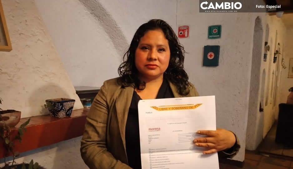 Por estafador denuncian a Adán Xicale ante la Comisión de Honestidad y Justicia de Morena