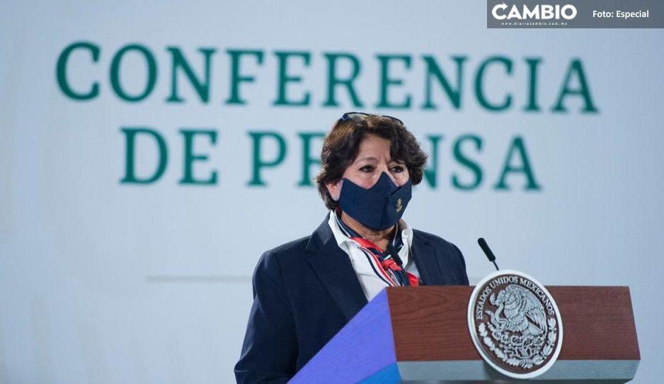Mudanza de la SEP federal a Puebla comenzará en noviembre