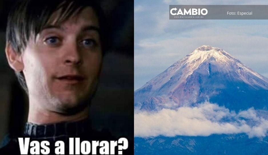 FOTOS: Se desata memiza por quitarle a Veracruz el Pico de Orizaba y dárselo a Puebla