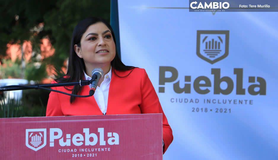 Claudia reconoce chiquero en el Zócalo, pero reparte culpas al gobierno estatal y a poblanos (VIDEO)