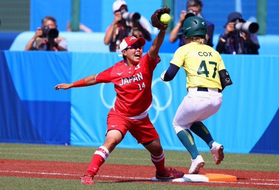 Arrancan los JO Tokio 2020 con sóftbol y fútbol femenil
