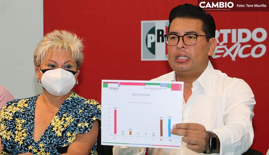 Néstor Camarillo asegura que el PRI respalda el triunfo de Rosendo Morales y Josué Velázquez