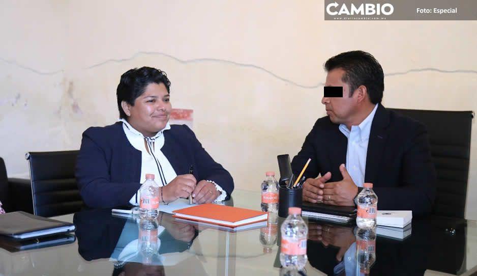 Celebra Karina Pérez que Leoncio Paisano se mantenga tras las rejas