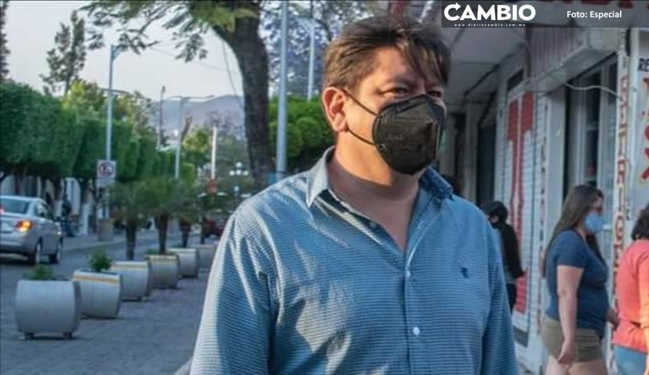 Sufre atentado coordinador de campaña de Jacobo Aguilar en Tehuacán