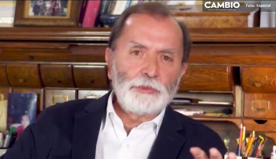 El bicho arrasa con todo: productor Epigmenio Ibarra sale positivo
