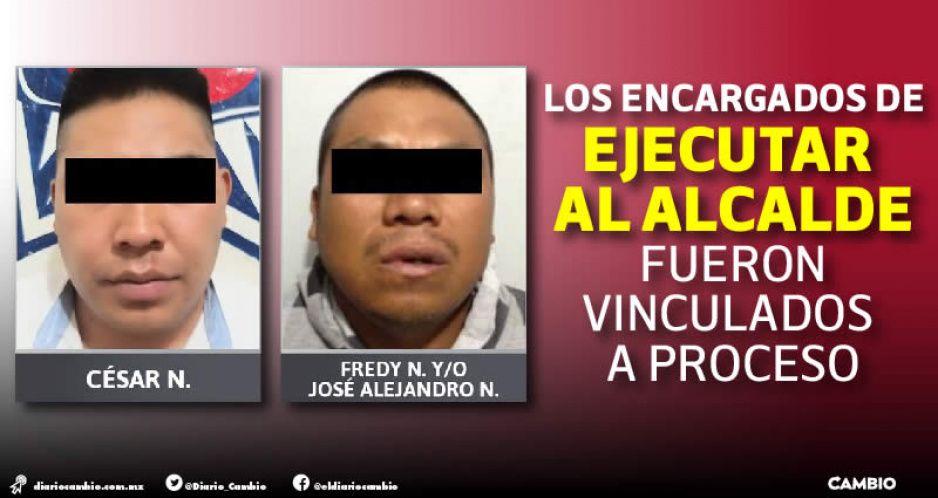 Asesinos de edil oaxaqueño en prisión dos años después del crimen ocurrido en Puebla