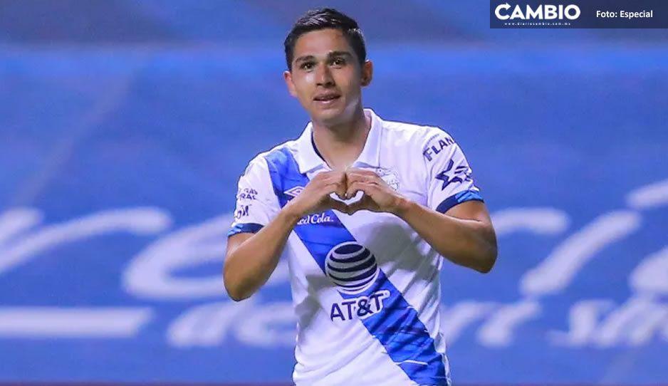 Exfutbolista del Club Puebla, Salvador Reyes participará en el MLS All Star