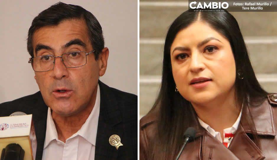 IP confía en que Lalo Rivera corregirá el cochinero que dejó Claudia en Puebla (VIDEO)