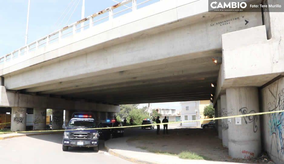 VIDEO: Hallan cuerpo debajo del puente de La Resurrección en Bosques de Santa Anita