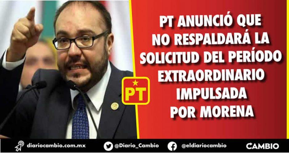 PT fue el que bloqueó el desafuero de Saúl Huerta en defensa de Mauricio Toledo