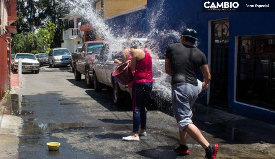 Sancionarán a quienes desperdicien el agua este Sábado de Gloria en Atlixco