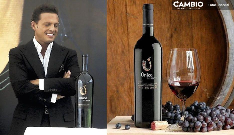 Luis Miguel, la serie; Este es el vino de Luis Miguel, te decimos cuánto cuesta