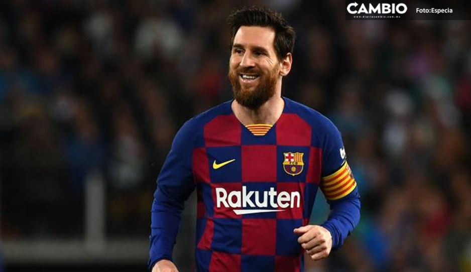¿No le pierde? Esto gana Messi al día en pesos mexicanos
