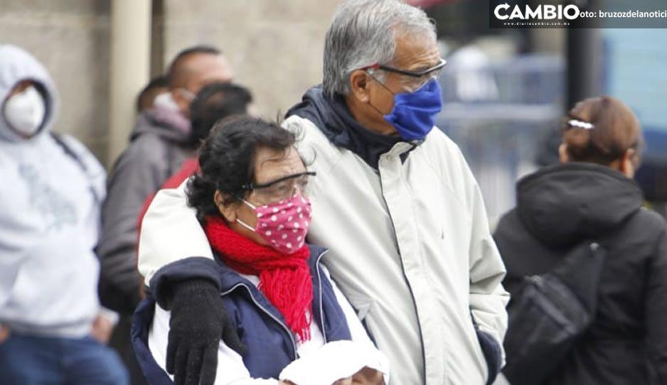 No olvides tu suéter porque continúan los fríos en Puebla