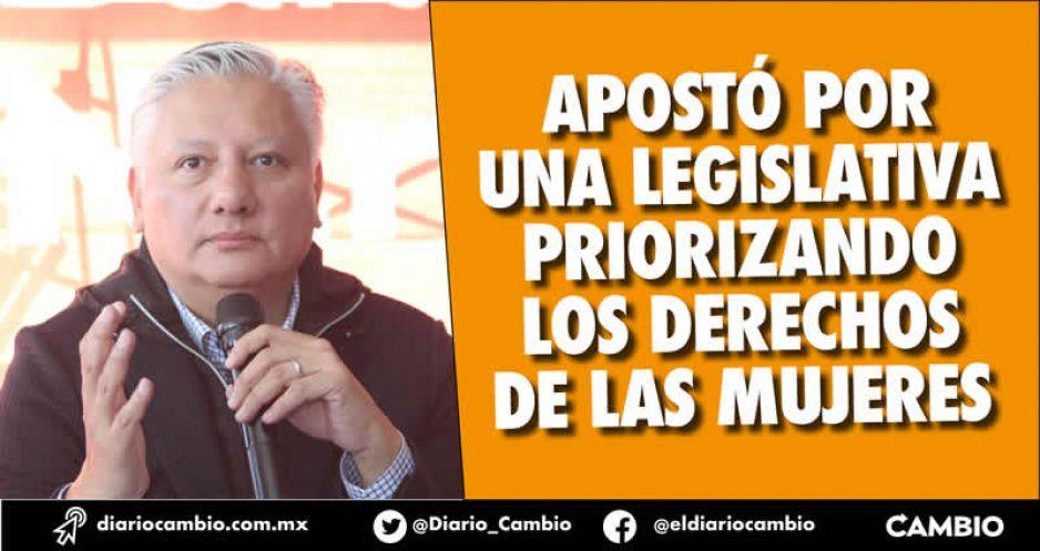 Fer Morales presenta su bancada: se mantendrá al frente de MC otro año (FOTOS Y VIDEO)