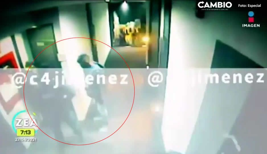 Cámaras del Hotel Exe Cities confirman versión de jovencito abusado por Saúl Huerta