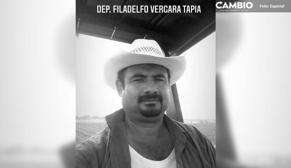 Fallece edil de Petlalcingo por Covid: es el quinto alcalde que muere en la pandemia