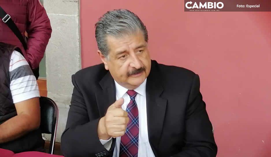 Ecoloco Vargas finge demencia y asegura que no dejará saqueado el Ayuntamiento