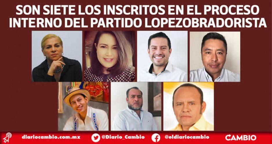 Melitón, Armenta y Chidiac desatan guerra por la candidatura de Morena en Izúcar de Matamoros