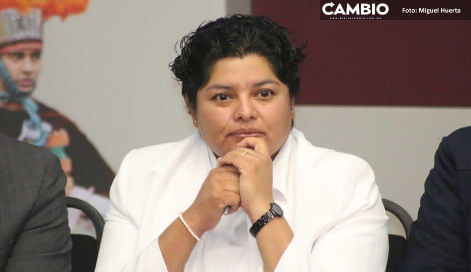 Karina Pérez mete jalón de orejas a los alcaldes que quieren reelegirse con cargo al erario