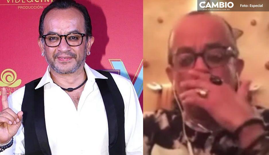 VIDEO: Así fue el llanto de Germán Ortega 'Arlecas'; debe tarjetas y colegiaturas