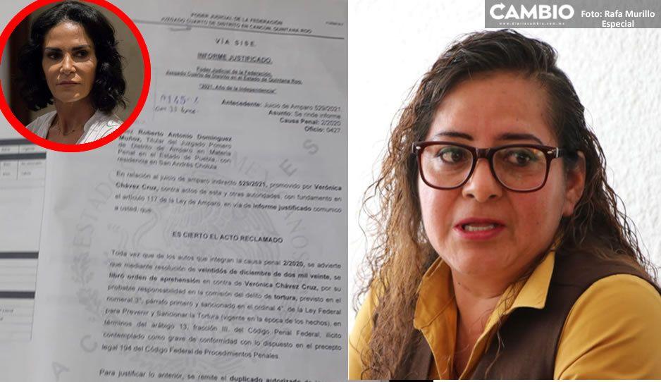 Liberan orden de aprehensión vs exministerial de Puebla por supuesta tortura a Lydia Cacho