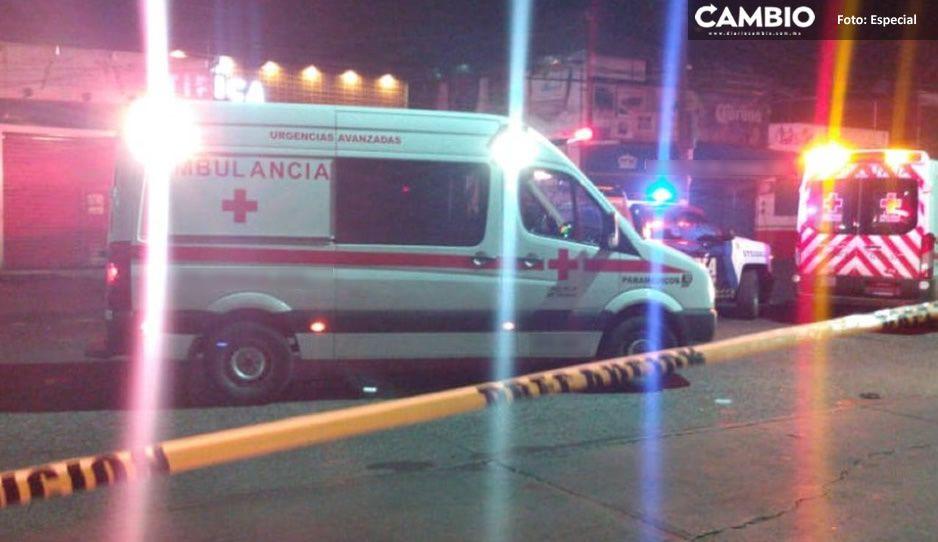 Joven es apuñalado por borracho en bar clandestino de la ciudad de Puebla