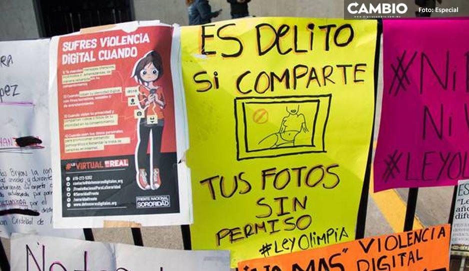 Entra en vigor la Ley Olimpia: violencia digital será castigada a partir de HOY