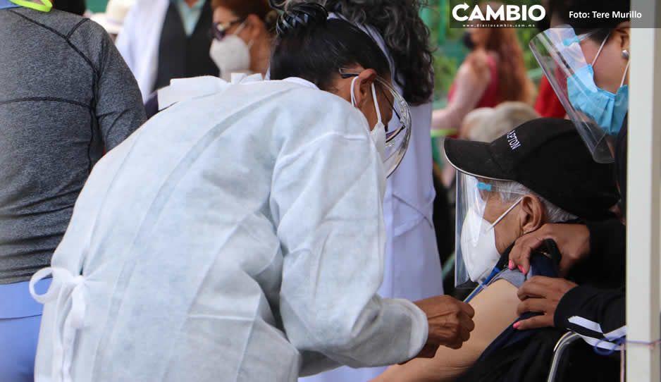 Hoy arranca vacunación masiva en 19 municipios poblanos vs el COVID (VIDEO)