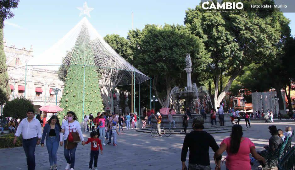 Triste Navidad trajo a Puebla un aumento de 32 por ciento en los casos activos de COVID