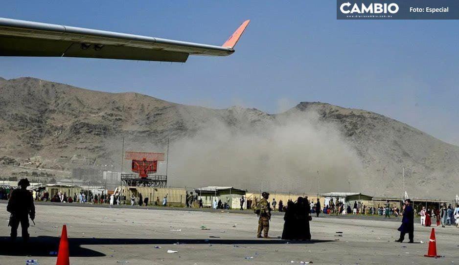 Terrible explosión en aeropuerto de Kabul acaba con la vida de por lo menos 13 personas; la mayoría niños (VIDEO)