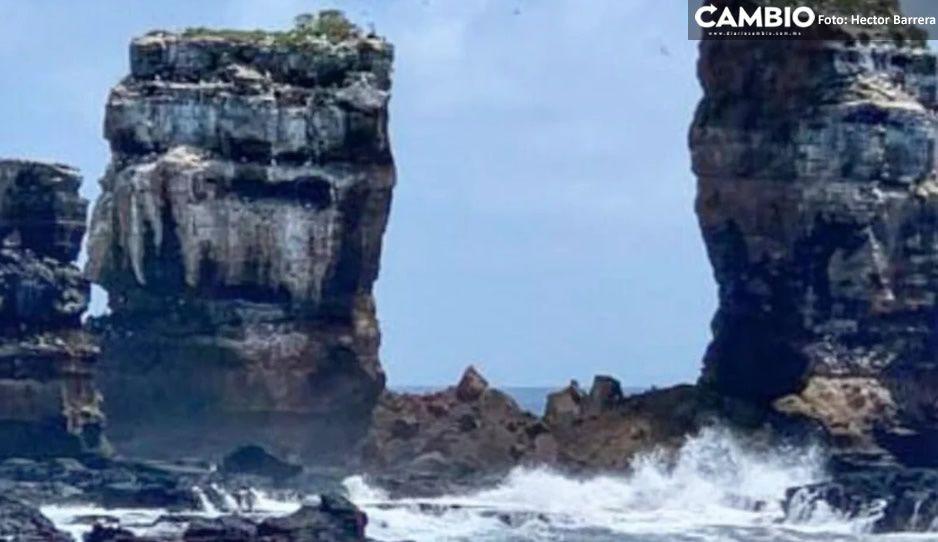 Se derrumba el Arco de Darwin de las islas Galápagos; así luce ahora