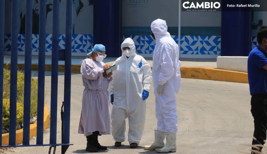 Puebla tiene su registro más bajo de nuevos casos en un fin de semana: 234