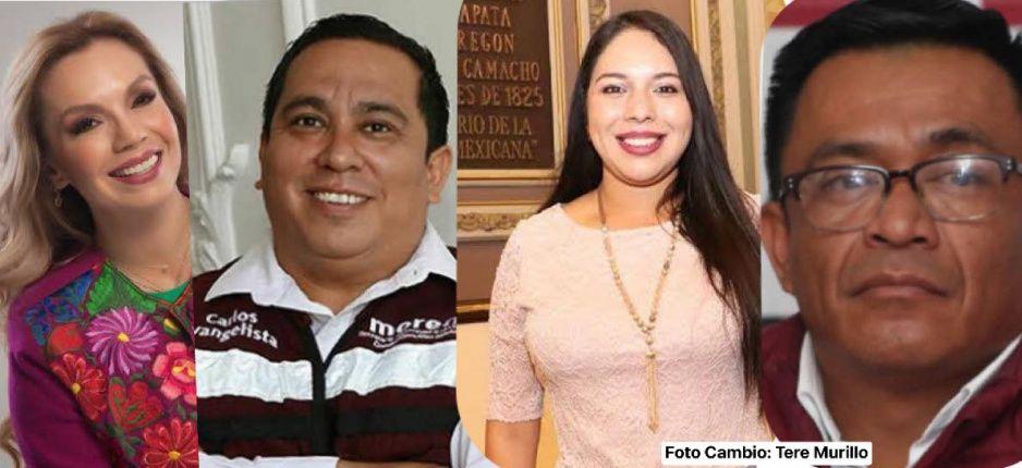Morena repetirá la misma lista de candidatos a diputados pluris