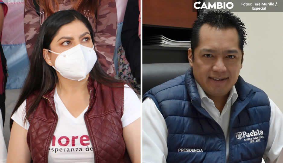 Claudia recula: ahora dice que sí sabía del acoso de García Viveros y apoyó a la víctima (VIDEOS)