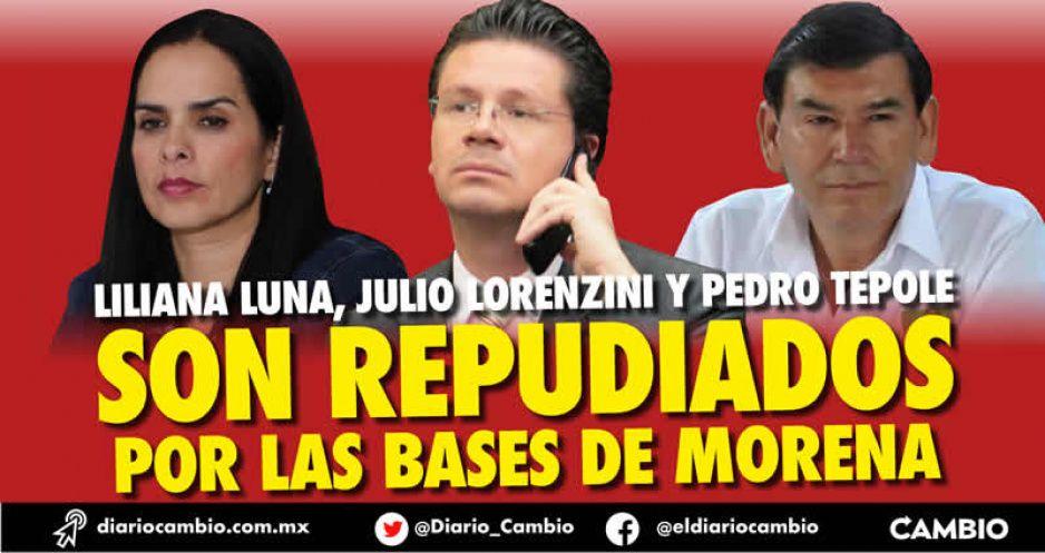 Designación de morenovallistas en Morena desata caos y disidencia entre la militancia lopezobradorista (FOTOS)