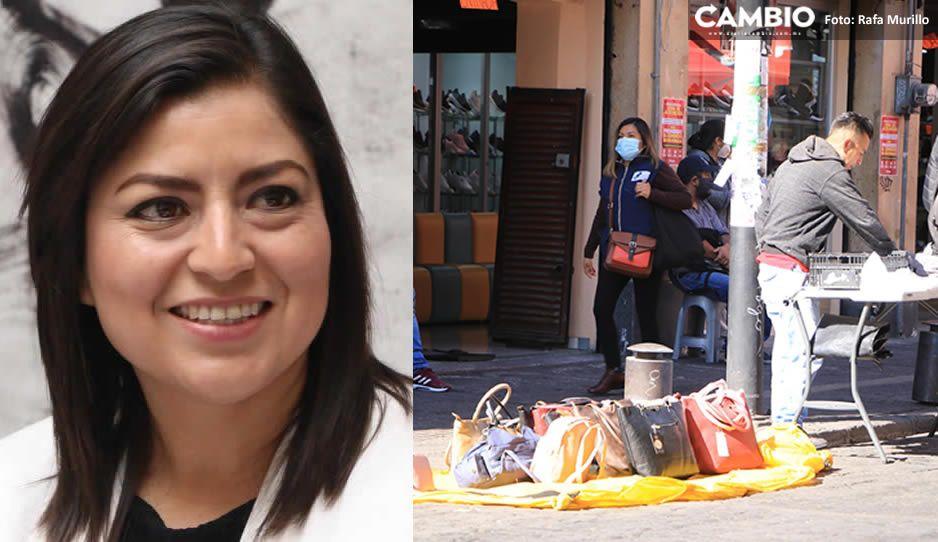 VIDEO: Ayuntamiento de Claudia extorsiona a ambulantes; les cobra 60 pesos diarios por instalarse