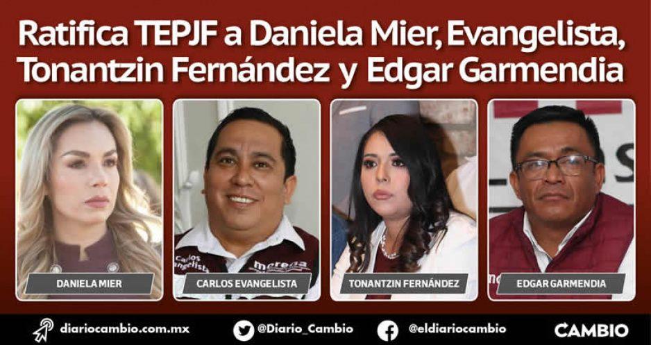 Quedan firmes los cuatro plurinominales de Morena (VIDEO)