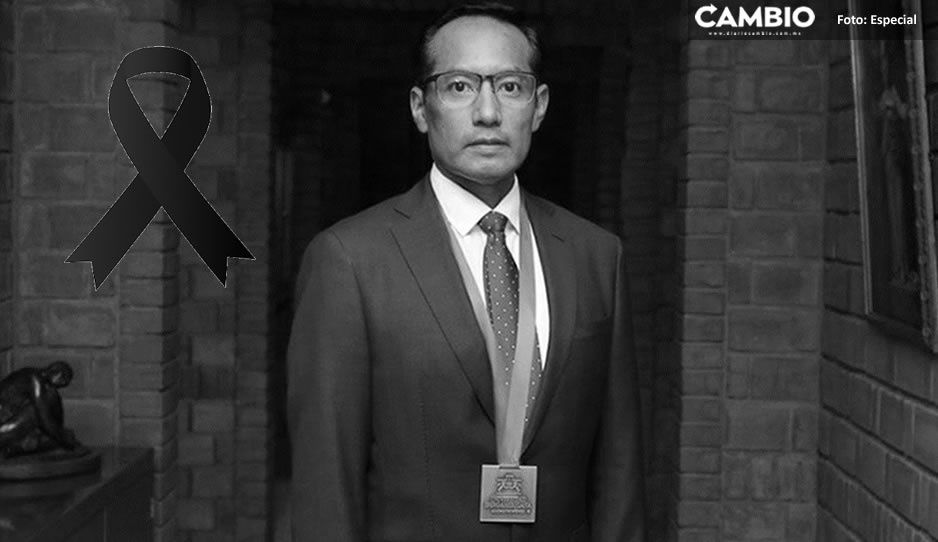 Muere Saúl Cuautle ex rector del Instituto Oriente; sufrió un infarto provocado por Covid
