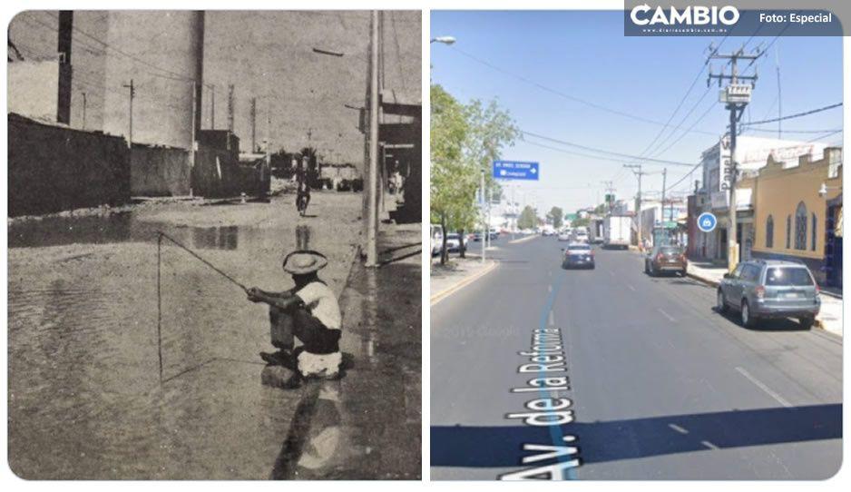 FOTOS: Conoce cómo era antes prolongación Reforma, donde se ubicó fábrica de Cementos Atoyac